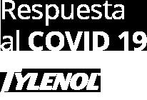 Respuesta al COVID 19 Tylenol